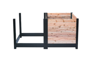 Double CarbonCycle Composter compost bins